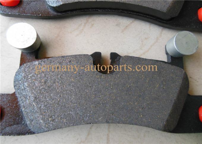 2.25 Kg Rear Brake Pad Set For VW Porsche Brake System Durable 7P0698451