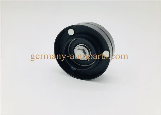 Left Idler Pulley Engine Drive Belt For Audi A8 Quattro VW Phaeton 077109244F