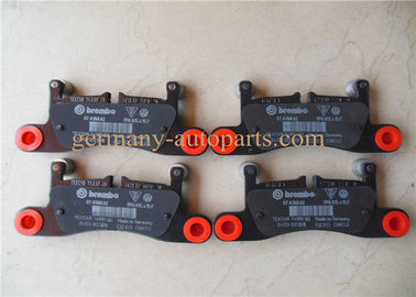 China 2.25 Kg Rear Brake Pad Set For VW Porsche Brake System Durable 7P0698451 supplier