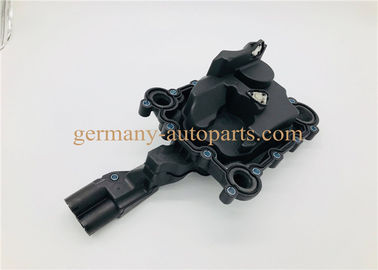 China Black Crankcase Vent Valve , Audi A6 Quattro 06E103547F Engine Oil Separator factory