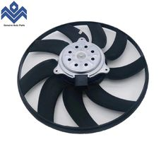 China 12V Engine Cooling Parts Radiator Cooling Fan Assembly Fits For Audi A4 A5 8K0 959 455 G Q supplier