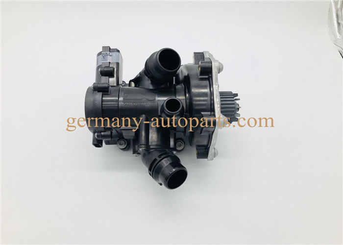 Vehicle Electric Water Pump Assembly , VW Beetle 06L 121 111 H Auto Water Pump supplier
